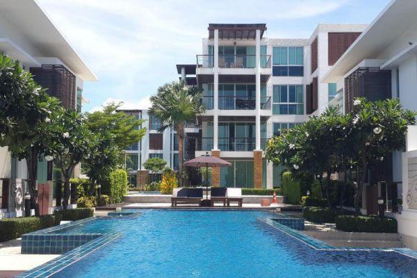 Vimanlay Service Apartment Cha-Am