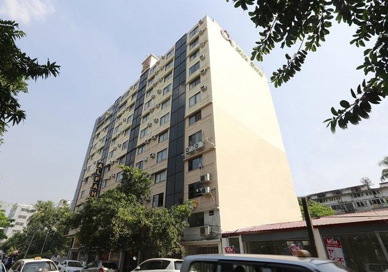 Alfa Hotel Yangon