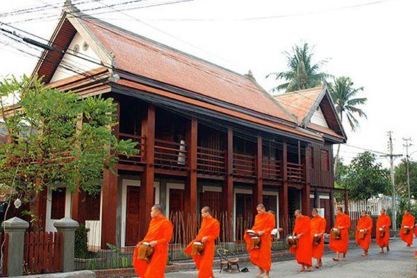 Ancient Hotel Ban Phoneheuang Luang