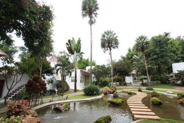 Baan Aom Kod Kun Kao Resort Rachaburi
