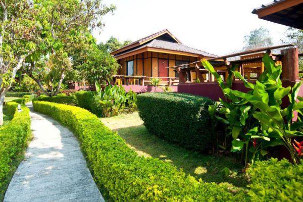 Baan Krating Pai Resort Mae Hong Son