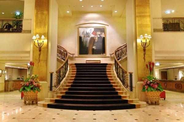 Borobudur Hotel Jakarta