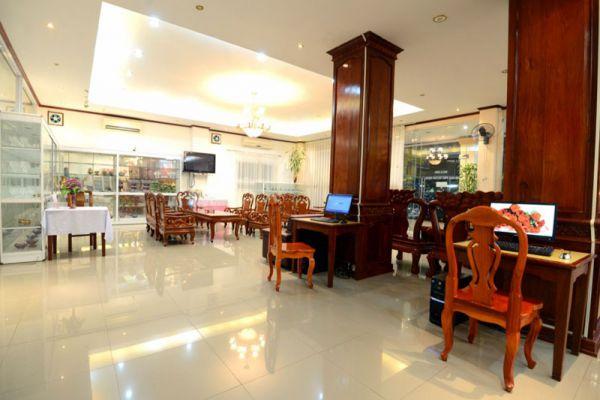 Douang Pra Seuth Hotel Vientiane