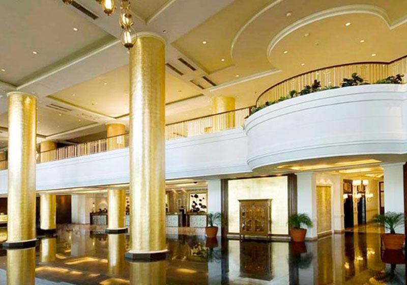 Dusit Thani Hotel Manila