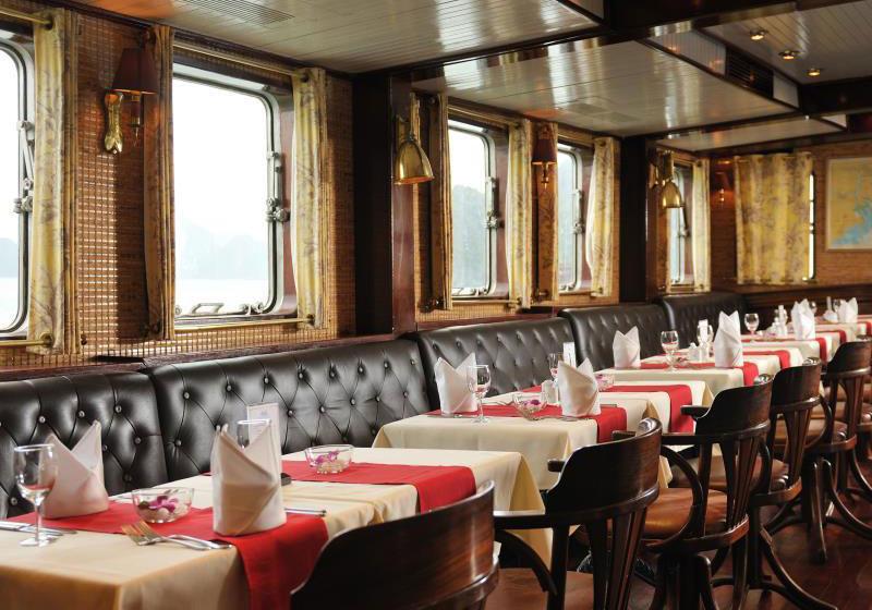Emeraude Classic Cruises Halong