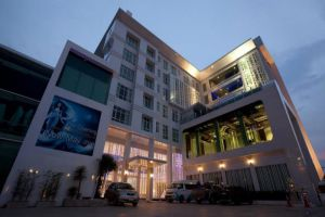 Glacier Hotel Khon Kaen