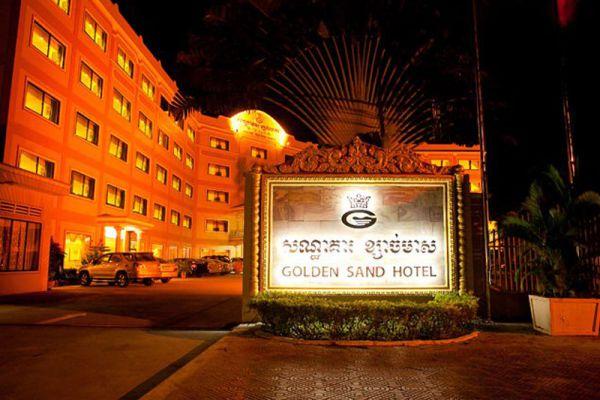 Golden Sand Hotel Sihanoukville