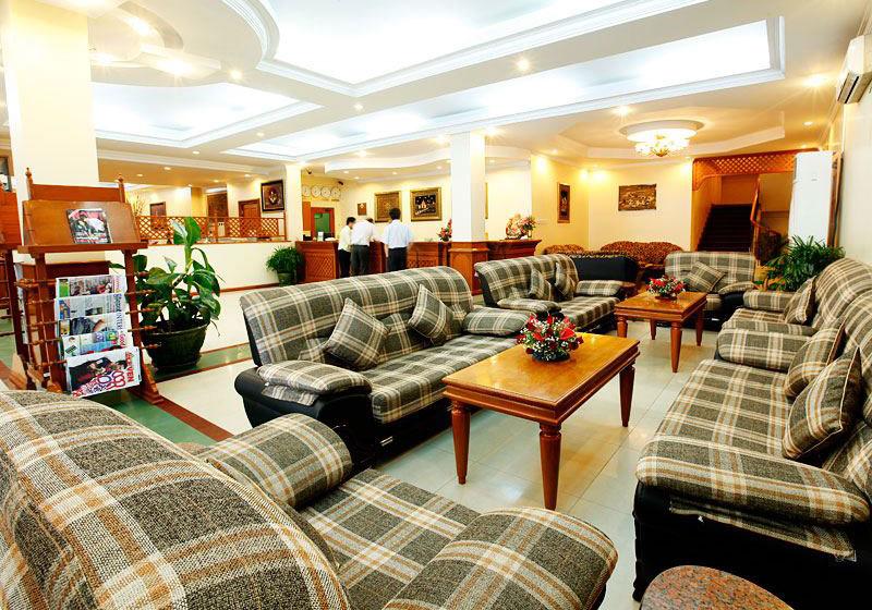 Grand Palace Hotel Yangon