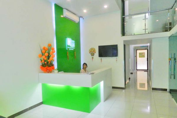 Green Apple Boutique Hotel Kota Kinabalu