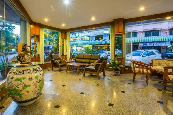 Green House Hotel Krabi