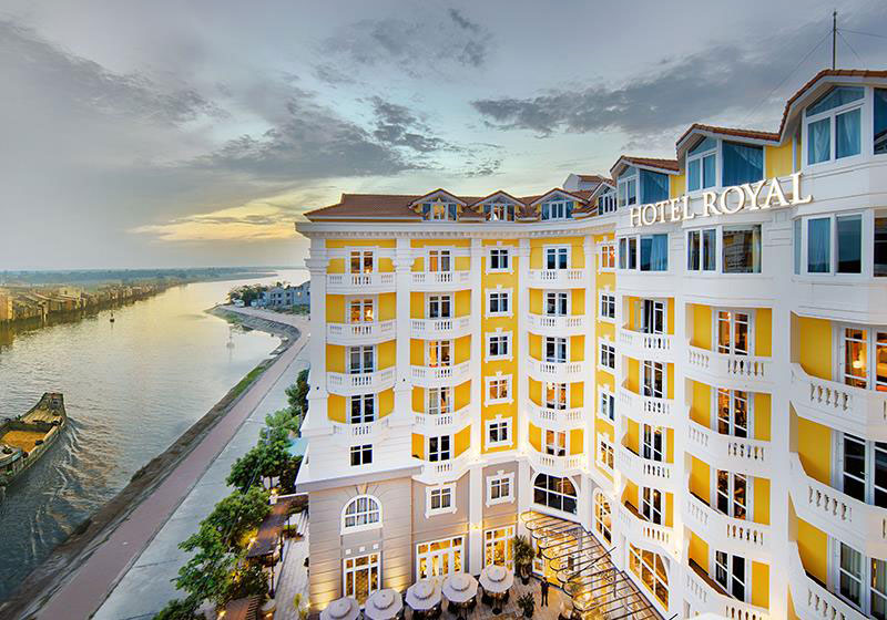 Hotel Royal Mgallery Collection Hoi An