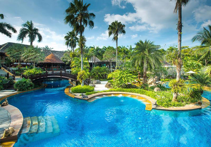 Hotspring Beach Resort & Spa Phang Nga