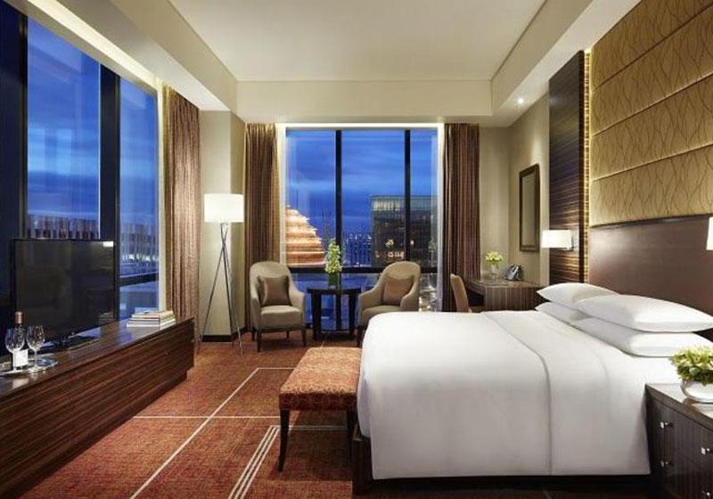 Hyatt City of Dreams Hotel Manila