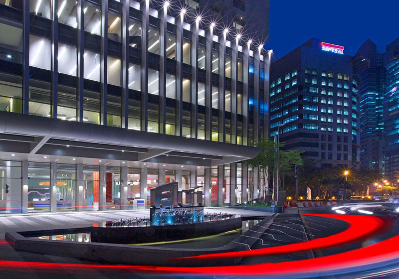 Kuala Lumpur Aloft Sentral Hotel