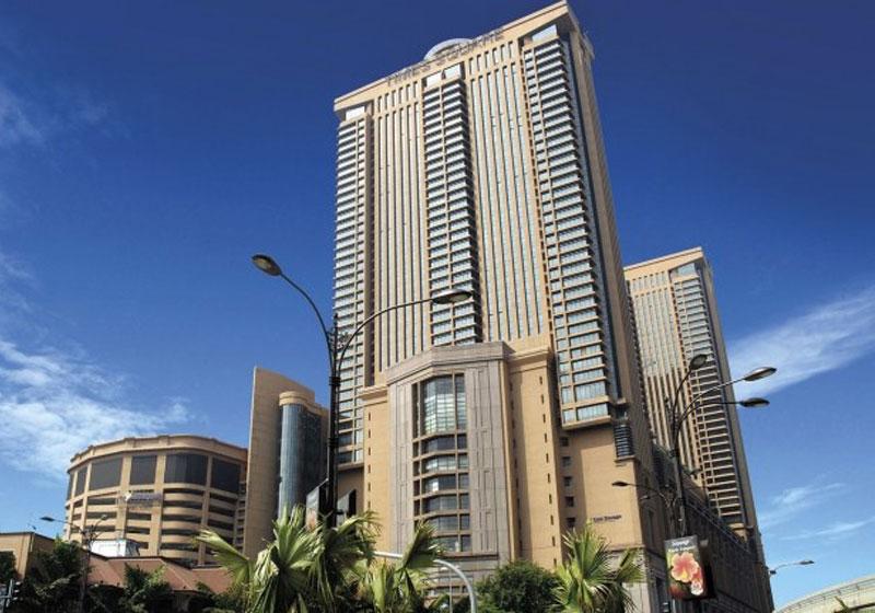 Kuala Lumpur Berjaya Times Square Hotel