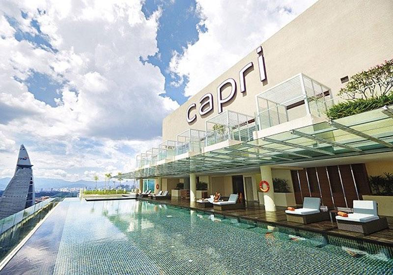 Kuala Lumpur Capri Hotel By Fraser