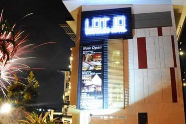 Lot 10 Boutique Hotel Kuching