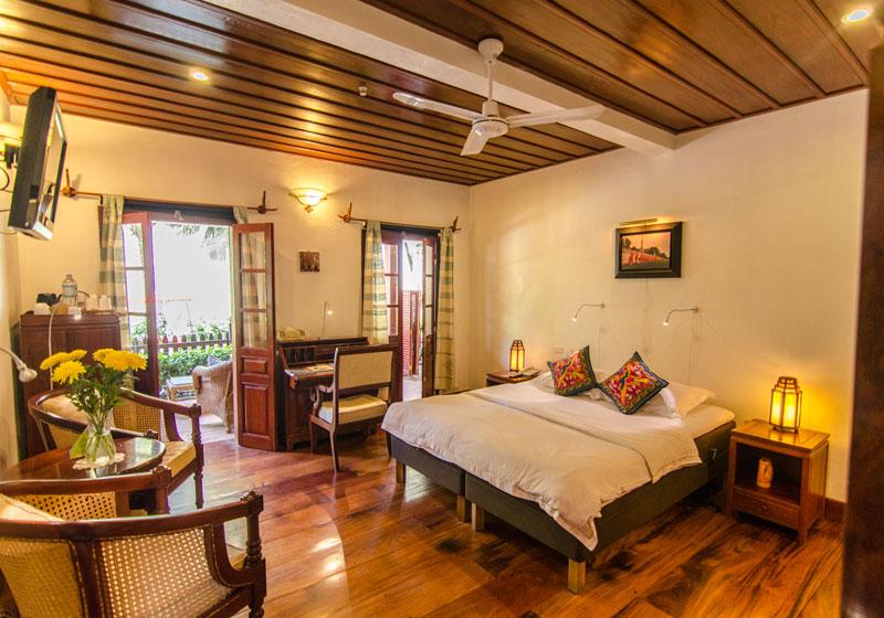 Mekong Riverview Hotel Luang Prabang