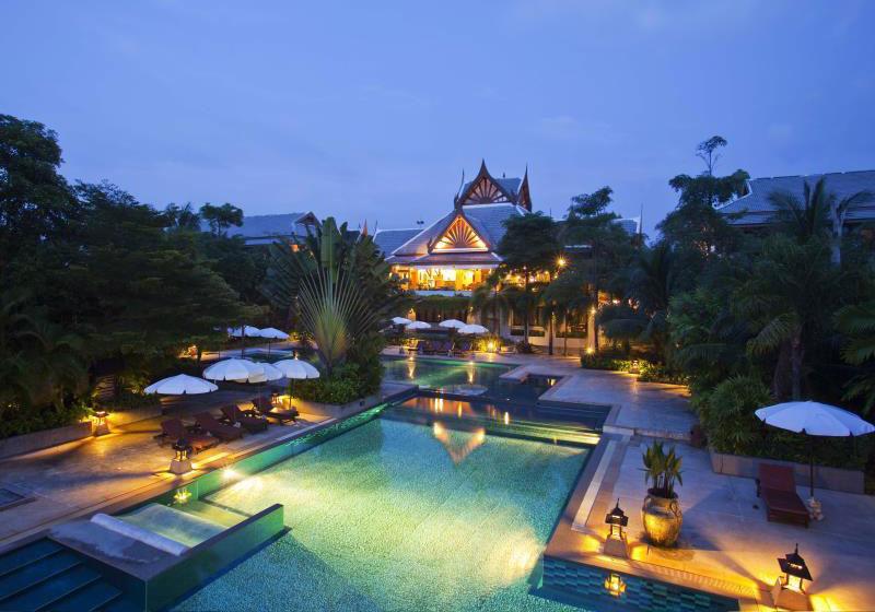 Mukdara Beach Villa & Spa Resort Khaolak