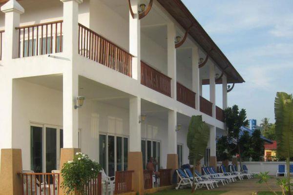 Nadivana Serviced Apartment Krabi