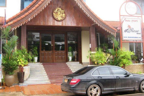 New Rose Boutique Hotel Vientiane