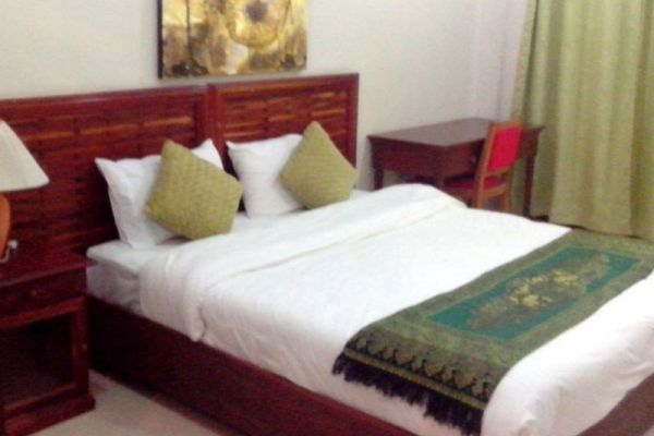 New Rose Boutique Hotel Vientiane