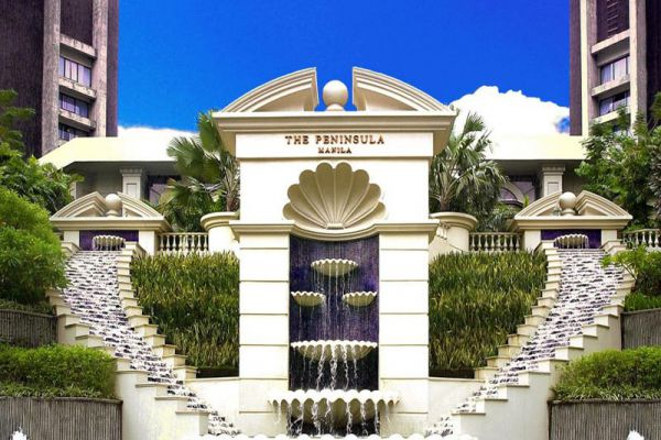 Peninsula Hotel Manila
