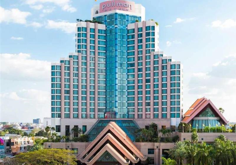 Pullman Raja Orchid Hotel Khon Kaen