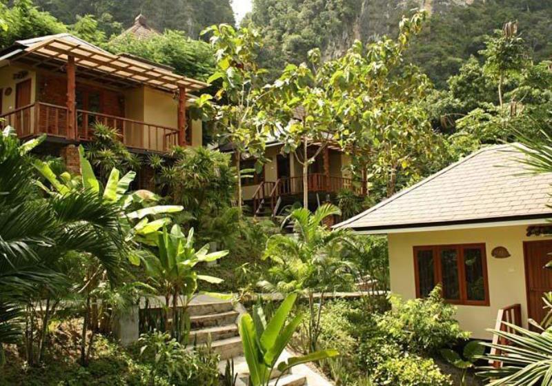 Railay Phutawan Resort Krabi