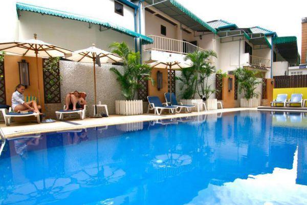 Rattana Beach Hotel Phuket