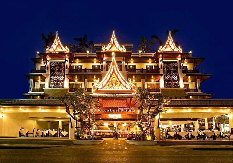 Rayaburi Hotel Patong Phuket