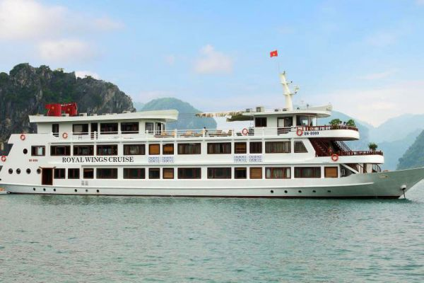 Royal Wings Cruise Halong