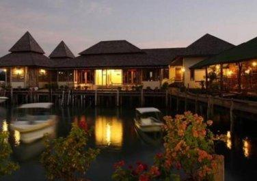 Salakphet Resort : Koh Chang : Trat, Thailand
