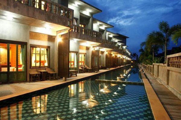See Through Boutique Resort Koh Phangan