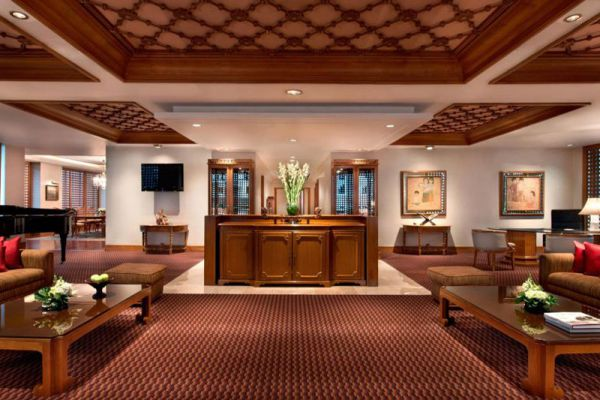 Sultan Hotel Jakarta