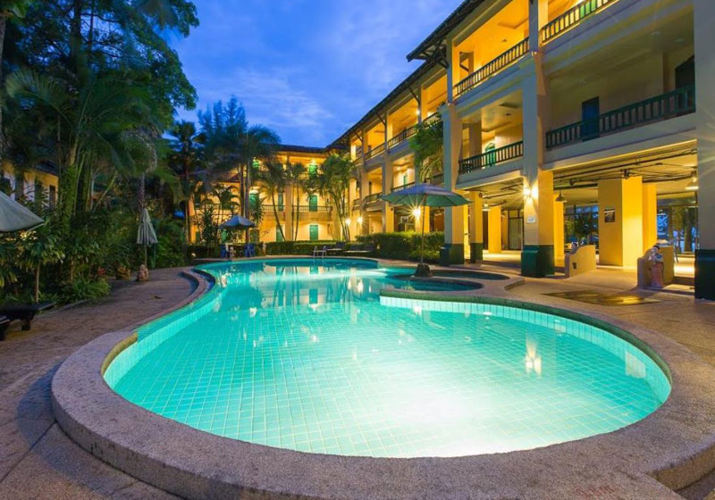 Suwan Palm Resort Khaolak