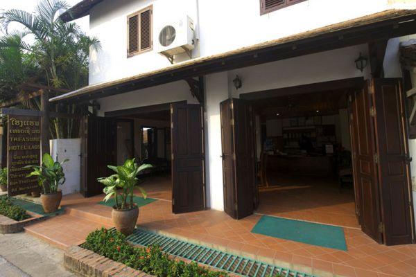 Treasure Hotel Laos Luang Prabang