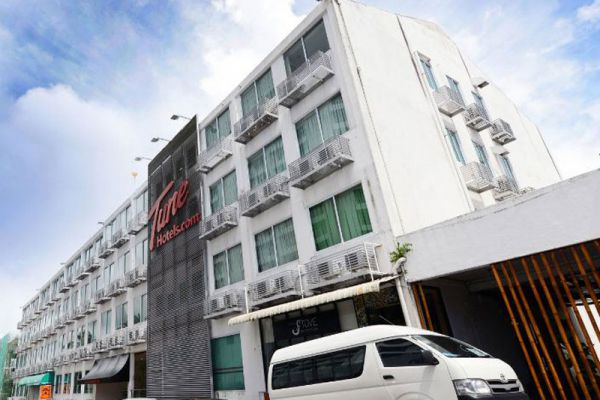 Tune Hotel Waterfront Kuching