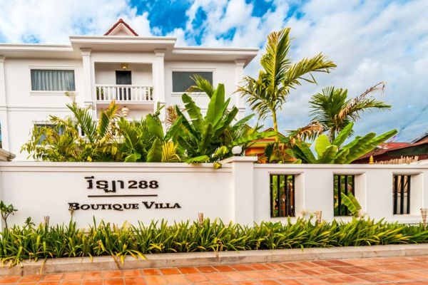 288 Boutique Villa Siem Reap