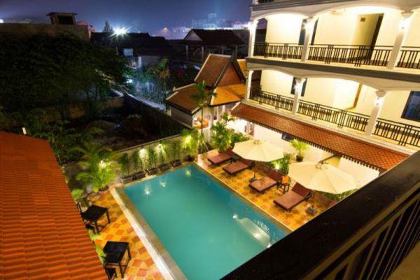 Amra Angkor Hotel Siem Reap