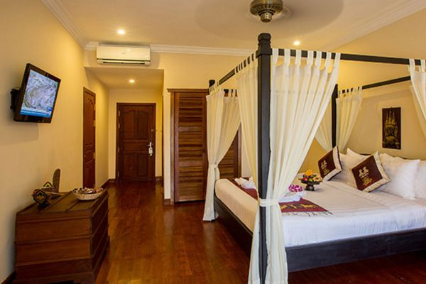Angkor Heritage Boutique Hotel Siem Reap