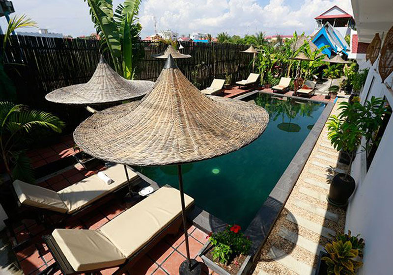 Angkor Pal Boutique Hotel Siem Reap