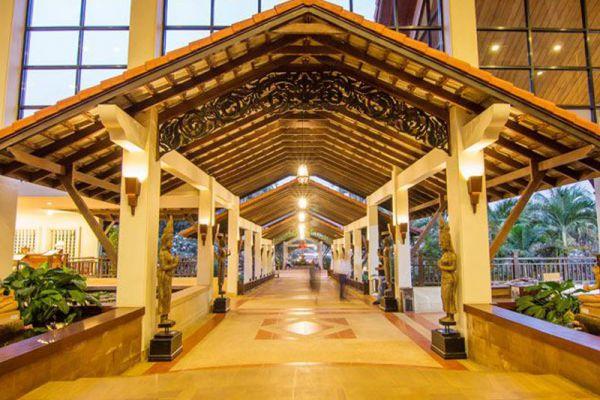 Angkor Palace Resort & Spa Siem Reap