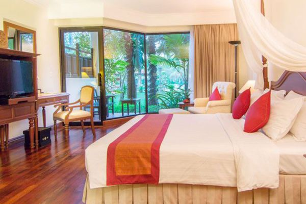 Angkor Palace Resort & Spa Siem Reap