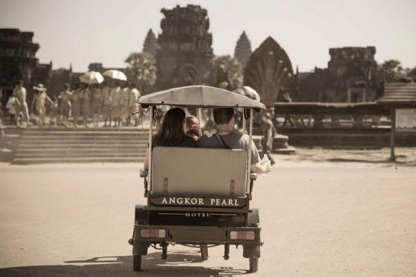 Angkor Pearl Hotel Siem Reap