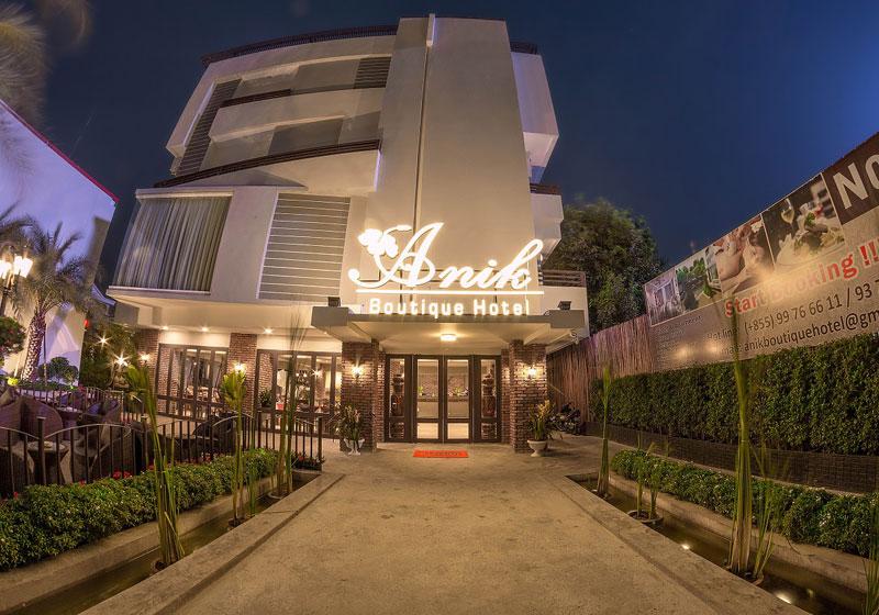 Anik Boutique Hotel & Spa Phnom Penh
