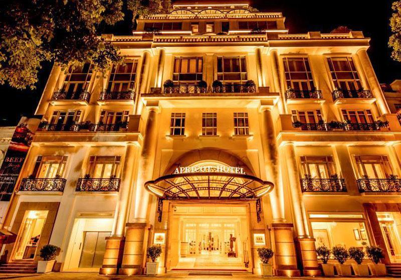 Apricot Hotel Hanoi Vietnam