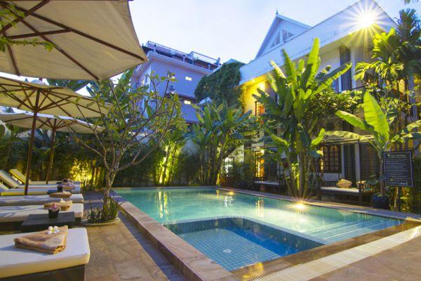 Apsara Centrepole Hotel Siem Reap