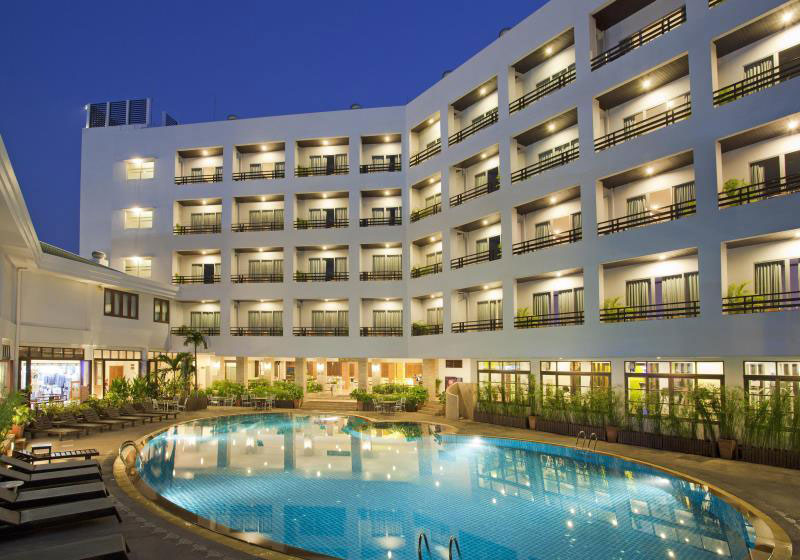 Areca Lodge Hotel Pattaya