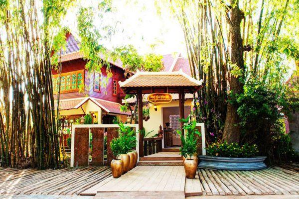 Bamboo Forest Boutique Villa Siem Reap